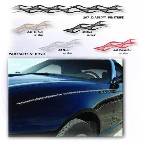 Car Flame Graphics Ebay