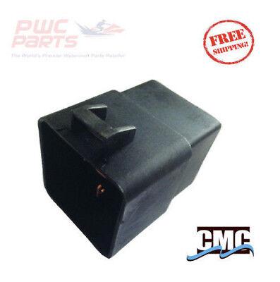 TH Marine CMC Jack Plate Relay 7493 12V 80-amp Trim & Tilt New Cook Mfg 119-7493