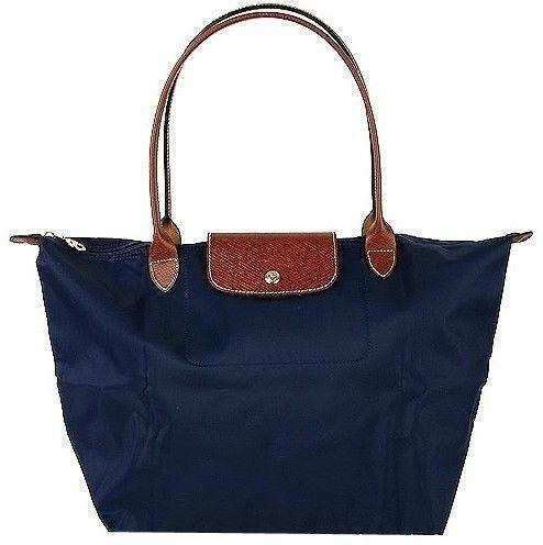 Longchamp Bag Blue Ebay
