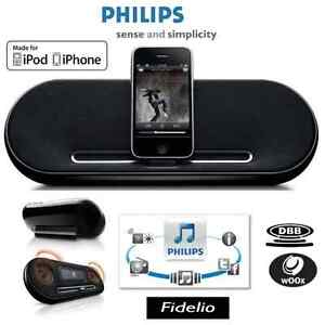 Philips SBD7500/10 Docking Speaker For iPod /iPhone BNIB...A REAL BARGAIN!