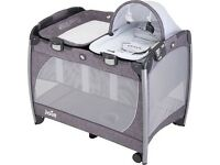 Joie Excursion Change & Rock Travel Cot (NEW)