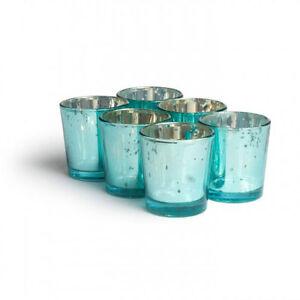 Petit Vases déco turquoise et gold