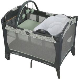Graco Playard Pack N Play with reversible change table