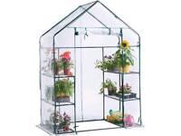Plastic Temporary Greenhouse