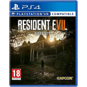 Looking for Resident Evil Biohazard PS4