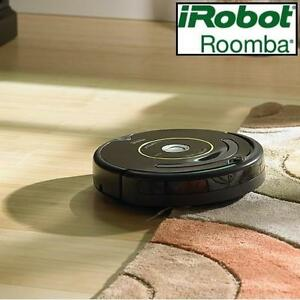 USED* IROBOT ROOMBA 650 VACUUM - 119389527 - BLACK VIRTUAL WALLS VACUUMING ROBOT VACUUMS APPLIANCES AUTOMATIC CLEANER...