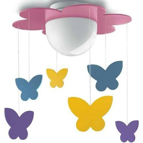 Butterfly ceiling light