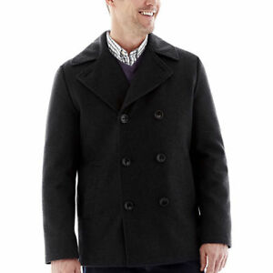 St. Johns Bay Large P-Coat / Private Coat