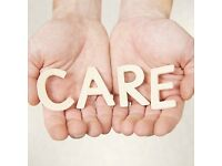 Care worker available in Bristol