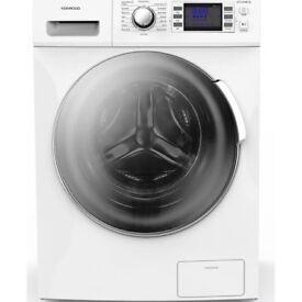 Kenwood washing machine, nearly new