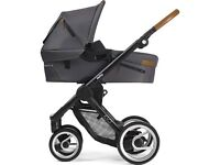 MUTSY EVO PRAM, BUGGY & CAR SEAT *IMMACULATE* Available in May