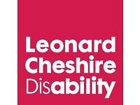 Support Worker (Residential) -Leonard Cheshire
