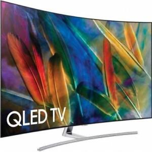 """SAMSUNG 65"""" QLED CURVED 4K HDR ELITE Q8 SERIES SMART UHDTV *NEW IN BOX*"""