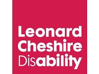Support Worker (Residential) - Leonard Cheshire