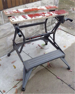 Workmate Deluxe Dual Height Bench London Ontario image 3
