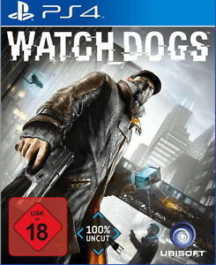 Watch Dogs (Sony PlayStation 4, 2014, DVD-Box) - <span itemprop='availableAtOrFrom'>Grundhof, Deutschland</span> - Watch Dogs (Sony PlayStation 4, 2014, DVD-Box) - Grundhof, Deutschland