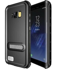 £10 - Waterproof case for S8