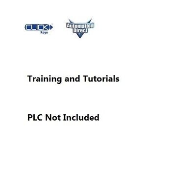 Training And How-to Videos For Automation Direct Koyo Click Plc