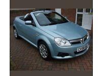 *Vauxhall Tigra convertible*