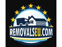 EU EUROPEAN, INTERNATIONAL AND NATIONWIDE REMOVALS