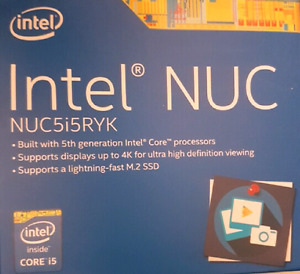 Intel NUC  i5 mini PC