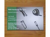 RnR handyman services