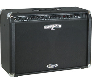 Behringer V-TONE GMX212 60 watt Guitar Amplifier and Footswitch.