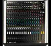 Soundcraft Spirit M12 20-Channel Mixer for Studio or Live Nego