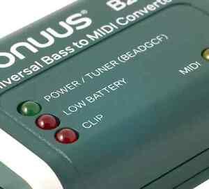 Sonuus  B2M Universal Bass to Midi Converter Best price!!!