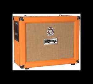 Orange AD 30 2x12 Combo with Road Case