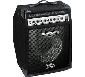 Behringer BX1200 Bass Amp - Ampli de bass