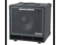 GENZ BENZ FOCUS FCS-112T Bass Guitar Speaker Cabinet
