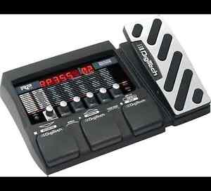 DIGITECH RP355 GUITAR PROCESSOR