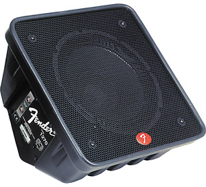 Fender 10 Inch Wedge Monitors Powered $279 and Passive $199