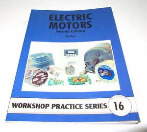 Electric Motors Second Edition Workshop Practice