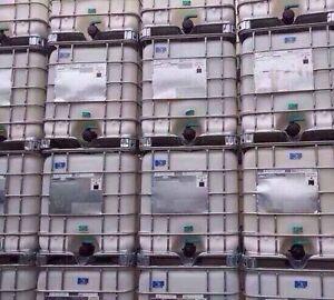 1000 liter plastic totes