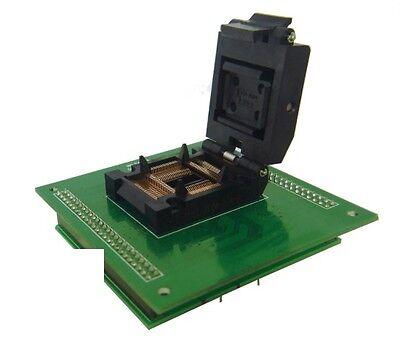 Adp-096 Altera Qfp100 To Dip Jtag Adapter
