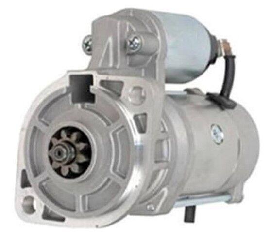 New 12 Volt OSGR Starter Replaces Clark 8023898, Daewoo Motor Co 65-26201-7059