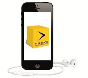 Factory Unlocking Videotron iPhones Only $119.99+Tax!