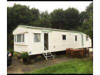 4 Bedroom 8 Berth Caravan for hire at Haggerston Castle