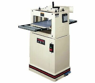 New Jet 708524 13 In. Closed Stand Planer Molder