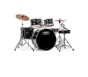 Rebel by Mapex RB5294FTC 5-piece Complete Drum Set