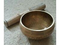 Singing Bowl / Meditation Bowl