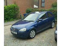 Well presented, low mileage Vauxhall Corsa 1.2