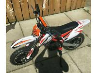 500 watt electric dirt bike