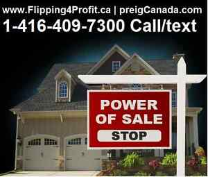 Avoid  & STOP Power of Sale in St. Catharines