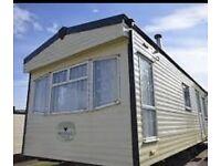 Static caravan crimdon dean £1500or best offer
