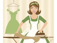 Job Part-Time Ironing Assistant Required - Kincardine