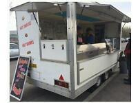 Burger trailer