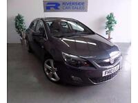 2010 Vauxhall Astra 1.7 CDTi 16V ecoFLEX SRi [125] 5dr 5 door Hatchback